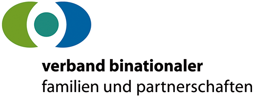 Verband binationaler Familien und Partnerschaften Retina Logo